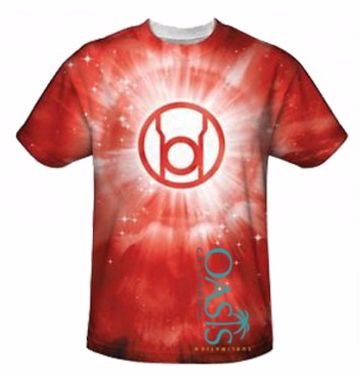 Sublimated T shirt