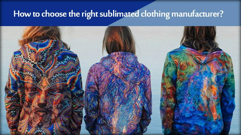 sublimated clothing manufacturers