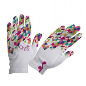 sublimated gloves
