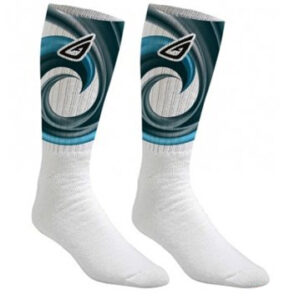Sublimated Custom Socks