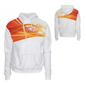 sublimated zip hoodie