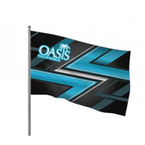 sublimated flag