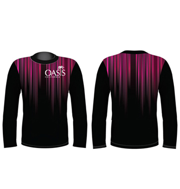 Sublimated Long Sleeve T Shirts