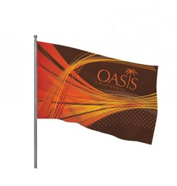 sublimated flag