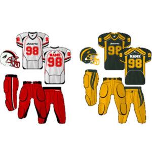 sublimated teamwear