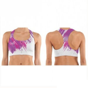 Sublimated Sports Bra