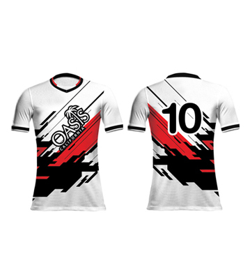 Sublimated Jersey