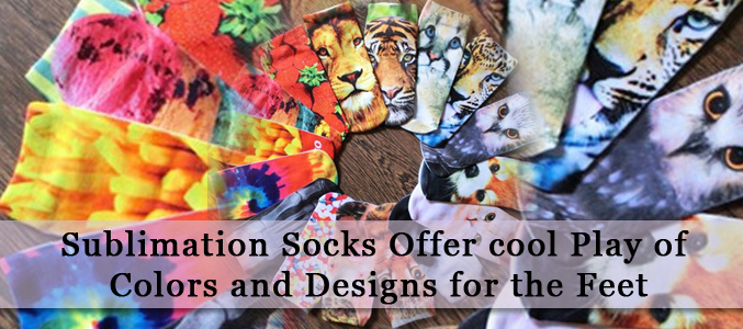 sublimation sock manufacturer