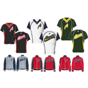 sublimated teamwear
