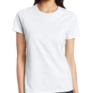 Wholesale Women's Regular Blank Tee i