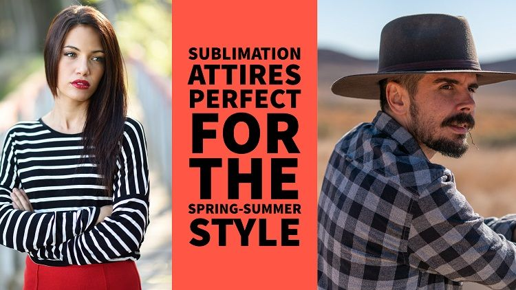 sublimation attires