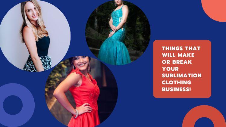 Sublimated Clothing